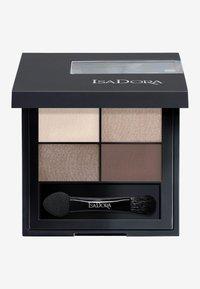 IsaDora - EYESHADOW QUARTET - Eyeshadow palette - cappuccino - 0