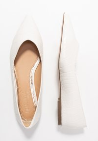 Head over Heels by Dune - HAILIIE - Ballet pumps - white - 3