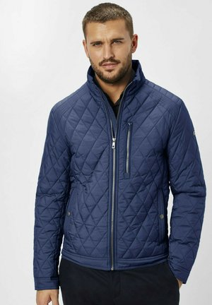 Light jacket - saphire blue