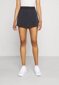 Monki - Shorts - black dark - 0