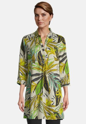 Blouse - green/green