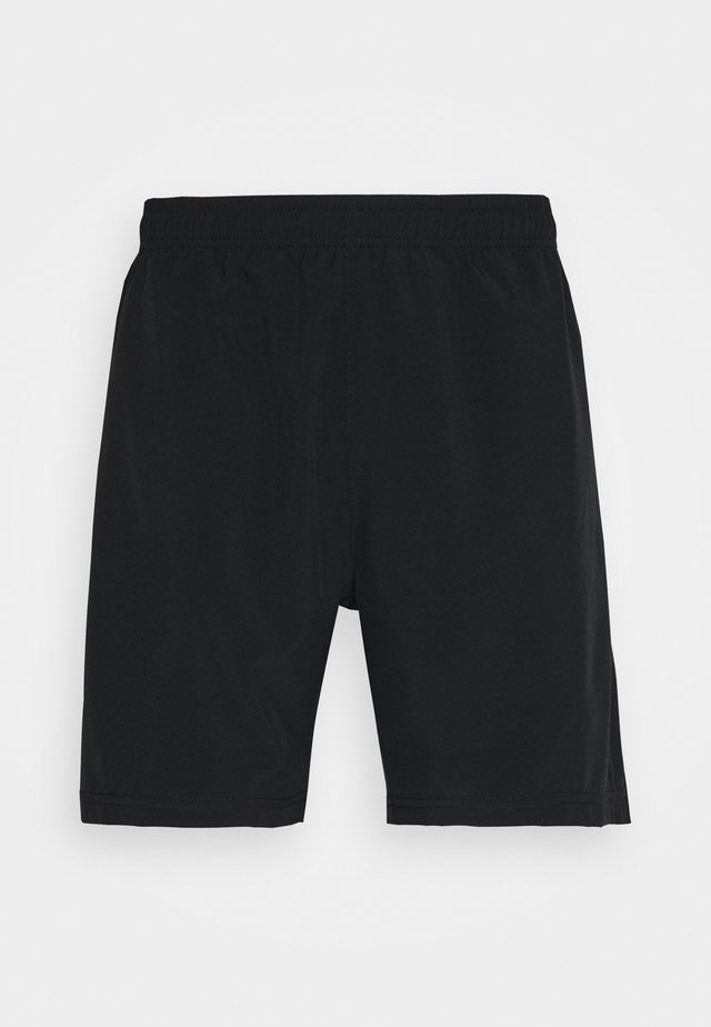 VANCLAUSE SHORTS - Sports shorts - black
