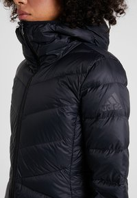 adidas Performance - NUVIC DOWN JACKET - Winter jacket - black - 7