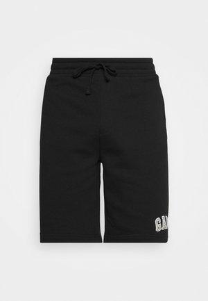 NEW ARCH LOGO - Shorts - true black