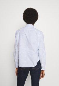 Polo Ralph Lauren - LONG SLEEVE BUTTON FRONT SHIRT - Camicetta - blue multi - 2