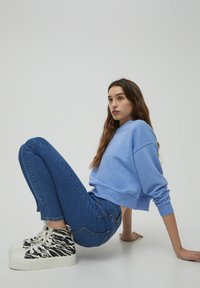 PULL&BEAR - Jeans Skinny Fit - blue - 6