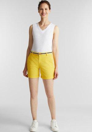 MIT LYCRA XTRA LIFE™ - Shorts - bright yellow