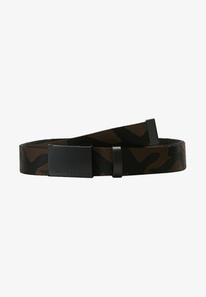 EXTRA LONG BELT - Belt - black