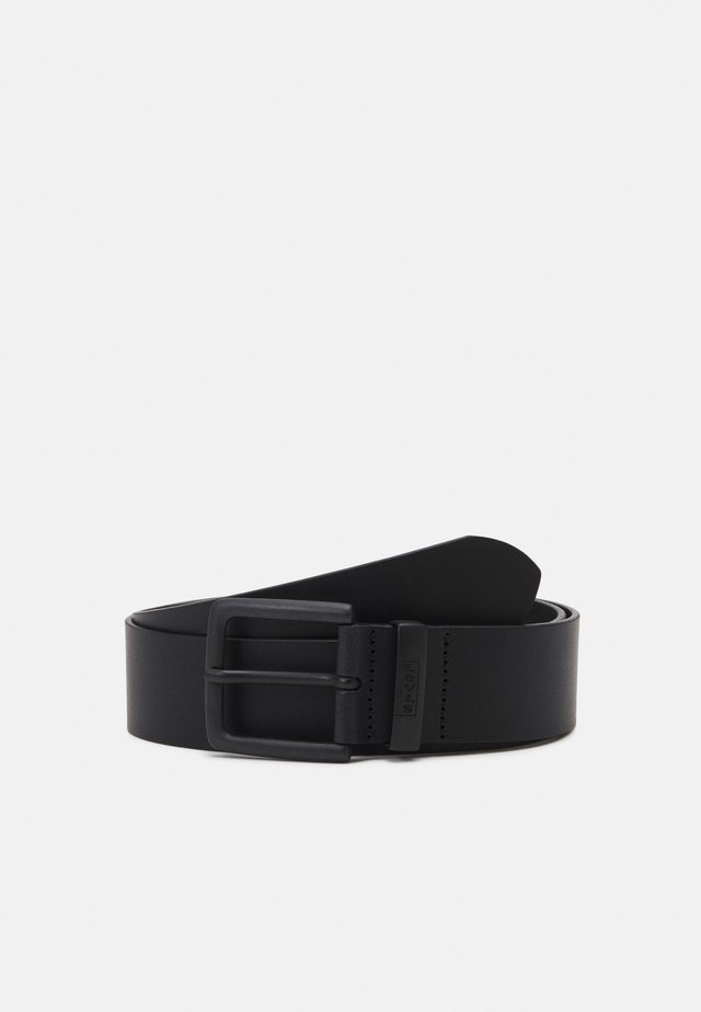 NEW ALBERT - Belt - regular black