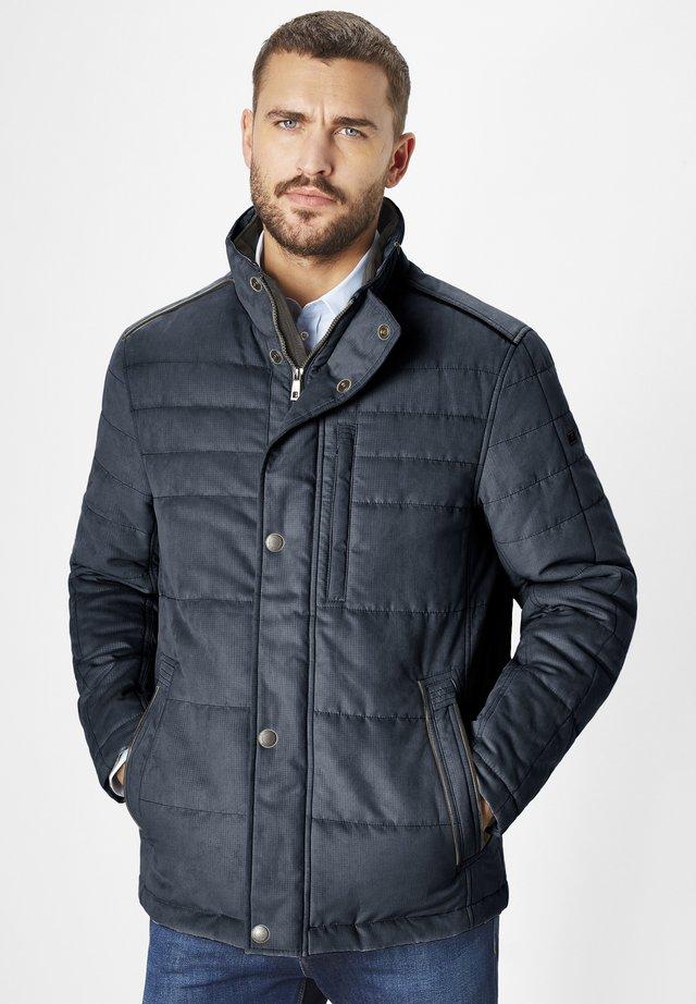 TIZIAN - Winter jacket - dk. blue