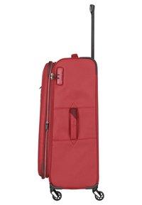 Travelite - KITE  - Wheeled suitcase - red - 3