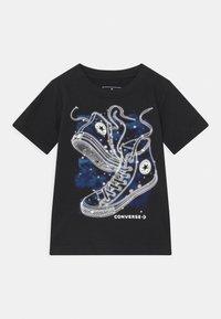 Converse - COSMIC CHUCKS UNISEX - T-shirts med print - black - 0