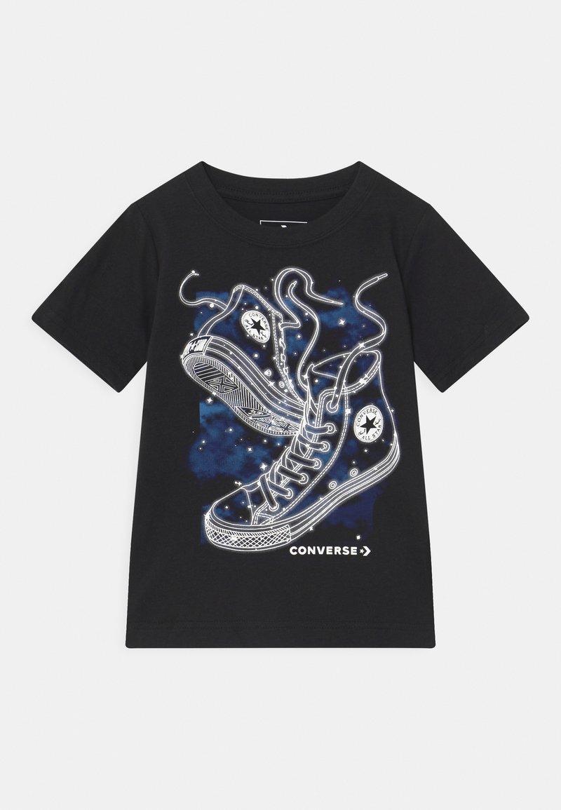 Converse - COSMIC CHUCKS UNISEX - T-shirts med print - black