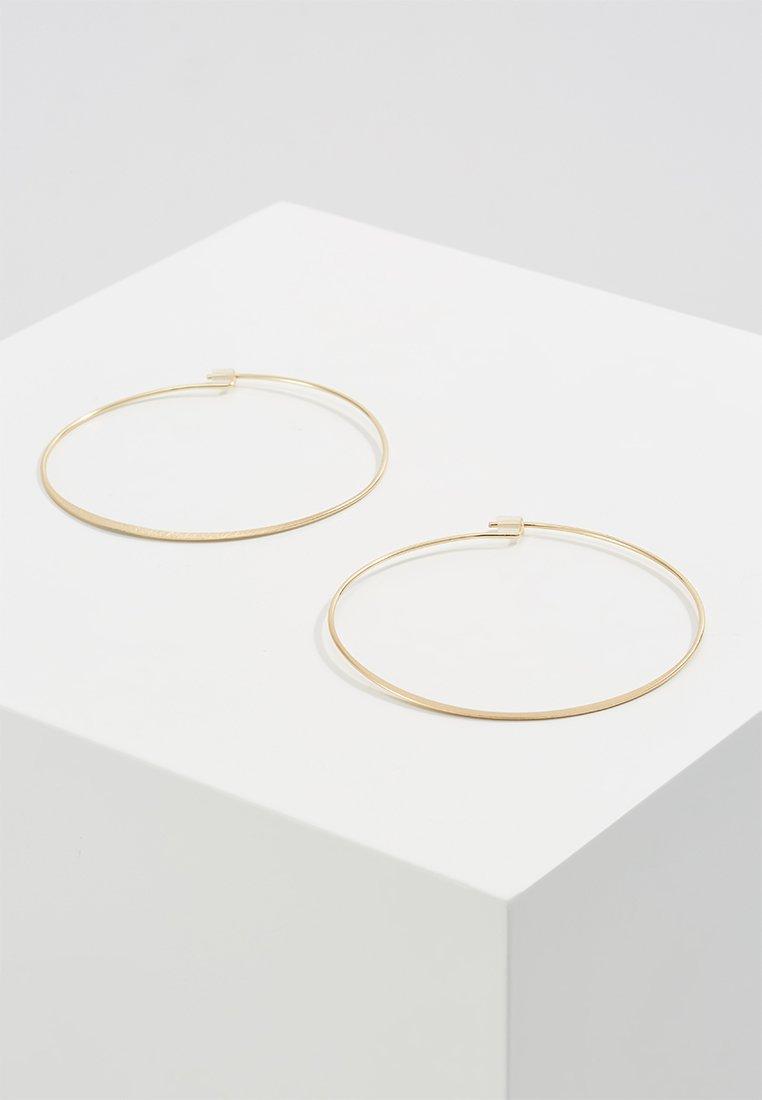 Pilgrim - Earrings - gold-coloured