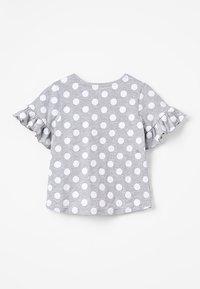 Zalando Essentials Kids - T-shirt print - mottled light grey - 1