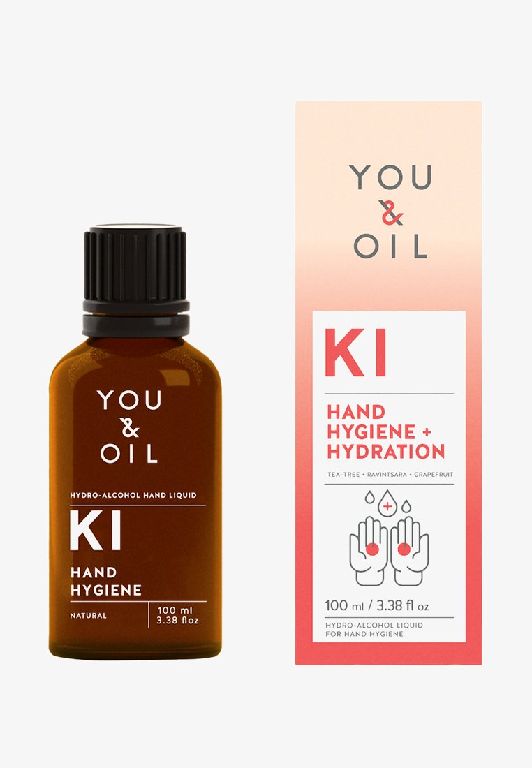 YOU & OIL - KI HYDRO-ALCOHOL HAND LIQUID - Hand cream - -