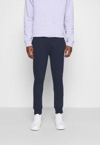 Topman - 2 PACK UNISEX - Tracksuit bottoms - navy - 3