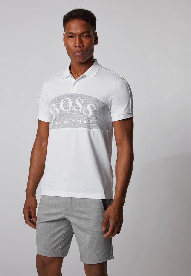 PAVEL - Polo shirt - white