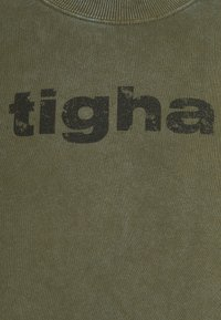 Tigha - OLI - Mikina - vintage military green - 2