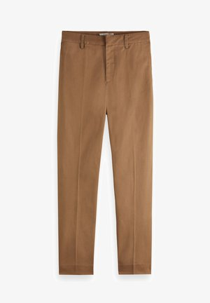 BELL STRUCTURED - Chinos - sand