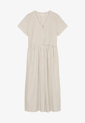 Shirt dress - multi/scandinavian white