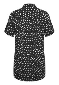 Kaffe Curve - Button-down blouse - black deep - 4