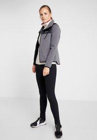 Columbia - HYBRID  - Fleece jacket - black - 1