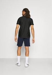 Lacoste Sport - SHORT - Sports shorts - navy blue/black - 2
