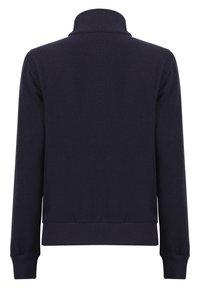 Basics and More - Zip-up sweatshirt - dark blue - 5