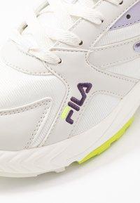 Fila - HYPERWALKER  - Trainers - marshmallow/purple heather - 2
