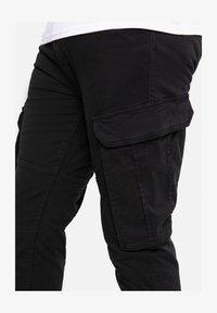 Threadbare - Cargo trousers - black - 3