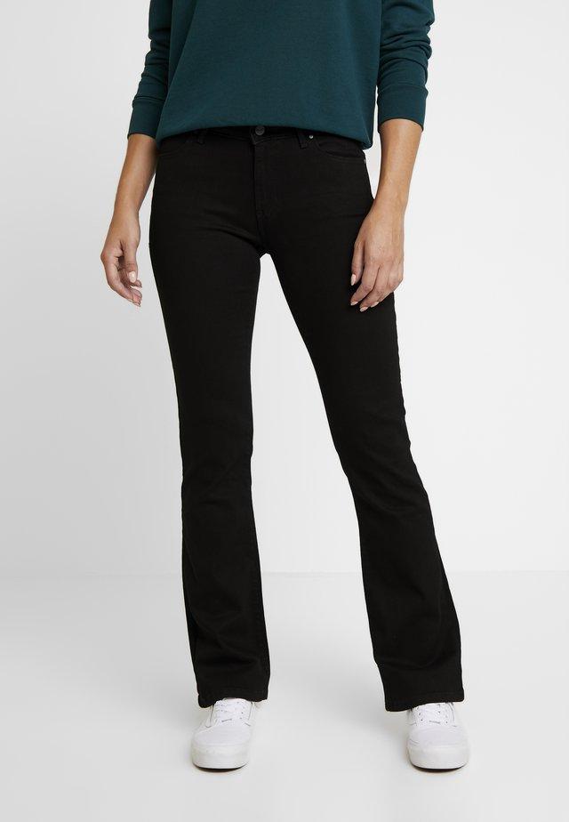 Jeans Bootcut - rinsewash