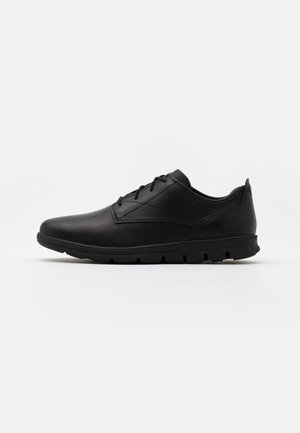 BRADSTREET OXFORD - Casual lace-ups - black