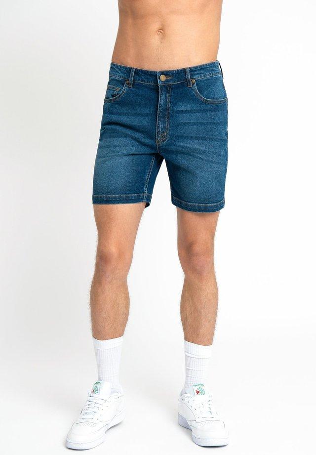 LDN DNM - Short en jean - indigo