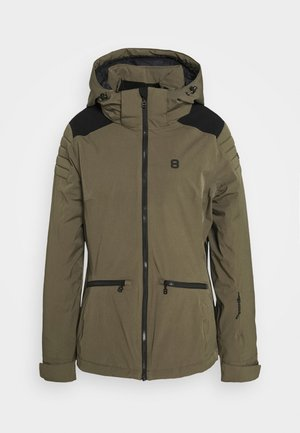 MARION - Ski jacket - turtle