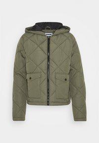 Noisy May - NMFALCON - Light jacket - dusty olive/black - 4