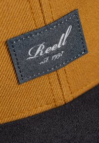 Reell - Cap -  yellow brown - 2