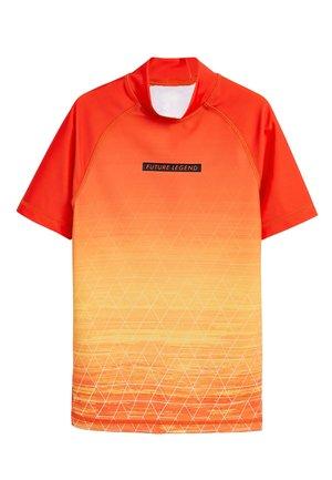 Rash vest - orange