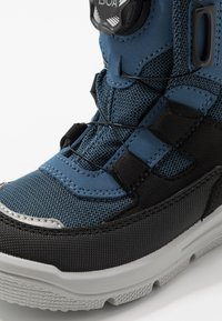 Superfit - MARS - Winter boots - schwarz/blau - 5