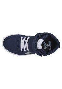 Hummel - Sneakers hoog - black iris - 3