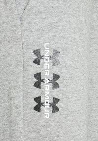 Under Armour - RIVAL PANTS - Tracksuit bottoms - steel medium heather - 6