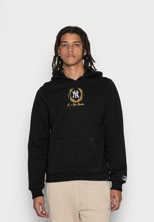MLB NEW YORK YANKEES LAUREL MELROSE HOOD - Sweater - black