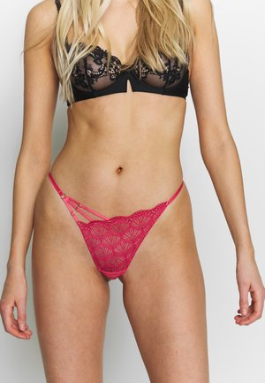 THONG - Stringit - red