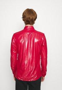 Twisted Tailor - SLEDGE  - Košile - red - 2