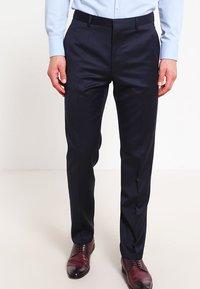 HUGO - AERON/HAMEN - Oblek - dark blue - 3
