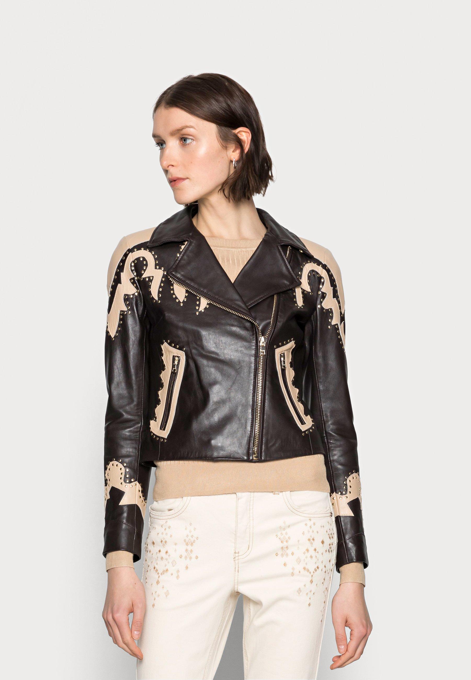 Women BABE - Leather jacket
