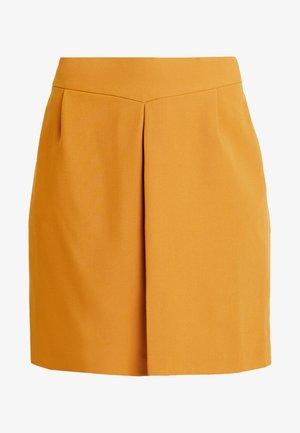 Mini skirt - ginger