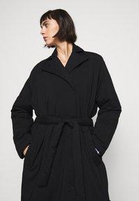 Won Hundred - ESTHER - Classic coat - black - 5