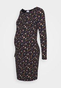 MAMALICIOUS - MLALBANE DRESS - Vestido ligero - black - 0