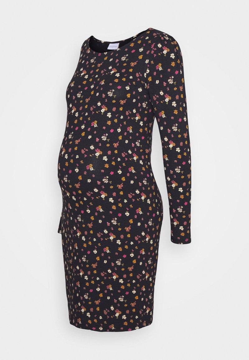 MAMALICIOUS - MLALBANE DRESS - Vestido ligero - black